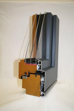 holz alu fenster. Black Bedroom Furniture Sets. Home Design Ideas